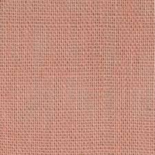 Peach Burlap Fabric