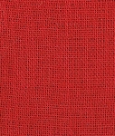 Barn Red Burlap Fabric