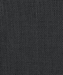 Black Burlap Fabric