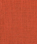 Burnt Sienna Burlap Fabric
