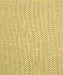 Butter Yellow Burlap Fabric