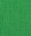 Emerald Green Burlap Fabric