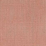 Peach Burlap Fabric