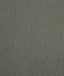 Smoked Charcoal Gray Burlap Fabric