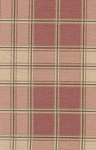Interior Fabric Design Plaid cotton Print