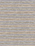 Western Textile White Violet Brown Stripe Cotton Print