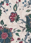 Raffles Treasures Waverly Floral Cotton Print