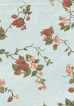 Strawberry Trail Brewster Home Fashions Cotton Print