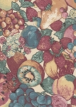 5th Avenue Designs Fruit Cotton Print