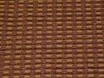 2.5 yards Candence Merlot Maroon Black Gold Upholstery Fabric