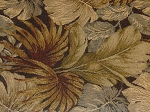 3 yds Jefferson Tropics Leaf Palms Upholstery Fabric