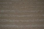 3 yds Oasis Partridge Beige Tan Stripe Upholstery Fabric