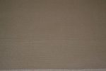 5.5 yds Limit Latte Short Brown Velvet Upholstery Fabric