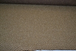 3.4 yds Currents Carmel Brown Upholstery Fabric