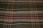 4 yds Farrington Holly Green Red Plaid Upholstery Fabric