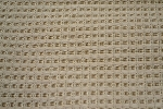 7 yards Arcade White Brown Upholstery Fabric