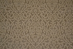 6.4 yards Creamy Vanilla Brown Upholstery Fabric