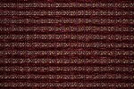 10.5 yards Cohen Column Crimson Upholstery Fabric