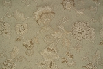 1.3 yards Hensley Jewel Brown Tan Upholstery Fabric