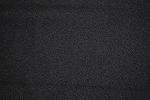 8.2 yards GI Wool Suede Tool Black Upholstery Fabric