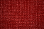 1.6 yards Valentines Day Red Upholstery Fabric