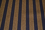 2.8 yards Midnight Sun Blue Gold Upholstery Fabric