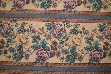 16 2 Yards Amazing Floral Various Colors Upholstery Fabric