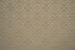 16 yards Shiny Diamonds White Gold Upholstery Fabric