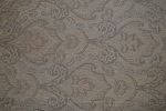 2.2 yards Standard Floral Mushroom Upholstery Fabric