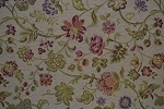 11 7/8 yards Chloe Garden Upholstery Fabric