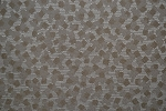 8.8 yards Basic White Gold Upholstery Fabric