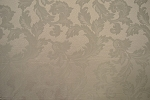 9 yards Angel White Upholstery Fabric
