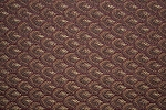5 yards Indent Brick Upholstery Fabric