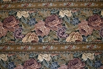 8.7 yards Amy Hunter Upholstery Fabric