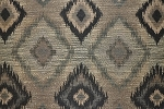 9 3/8 yards Pesh Various Colors Upholstery Fabric
