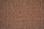 3.3 yards Linley Chocolate Upholstery Fabric