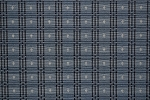 4.3 yards Picnic Check Denim Upholstery Fabric