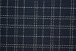 4.5 yards Sanibel Indigo Upholstery Fabric