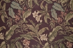 5 yards Nice Floral Various Colors Upholstery Fabric
