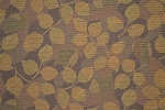 3.7 yards Woodland Lion Upholstery Fabric