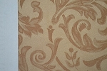 7.8 yards Carver Cedar Upholstery Fabric