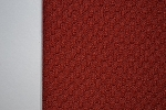 4.1 yards Bee Red Upholstery Fabric
