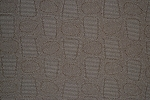 1.75 yards Lagoon Brown Upholstery Fabric
