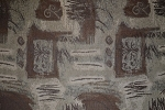 2 yards Delight Hazelnut Upholstery Fabric