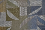 4 yards Caribbean Breeze Upholstery Fabric