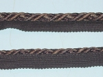 Harmony B Flat 3/8 inch Cord Trim Two Tone Brown