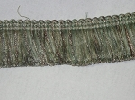 Dynasty Emerald 2 inch Brush Trim