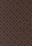Neo Sangria Black Gold Diamond Upholstery Fabric