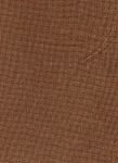 Rust Light Brown Chenille Upholstery Fabric