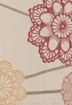 Maggie Garden Floral Upholstery Fabric